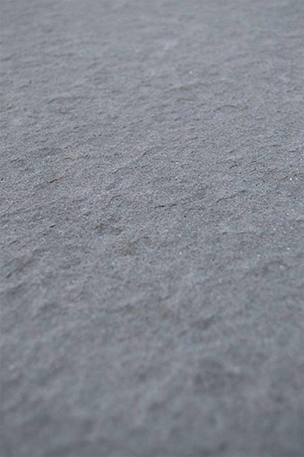 Grigio Puro Flamed Grey Italian Sandstone Slab Tile Interior Exterior Natural Stone 003