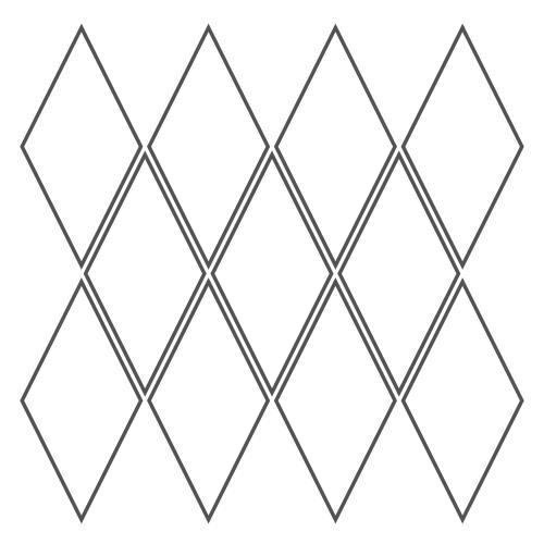 4x8 Rhombus