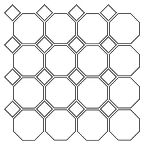 Octagon & Dot