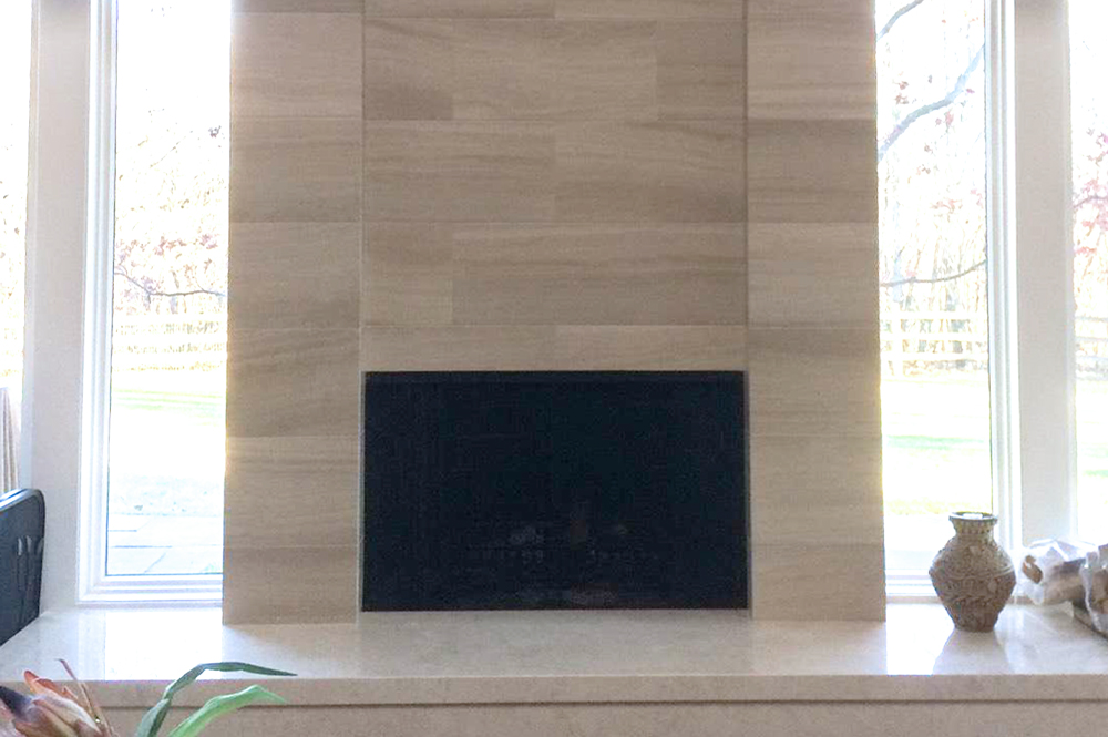 Serpeggiante Fireplace WEB001
