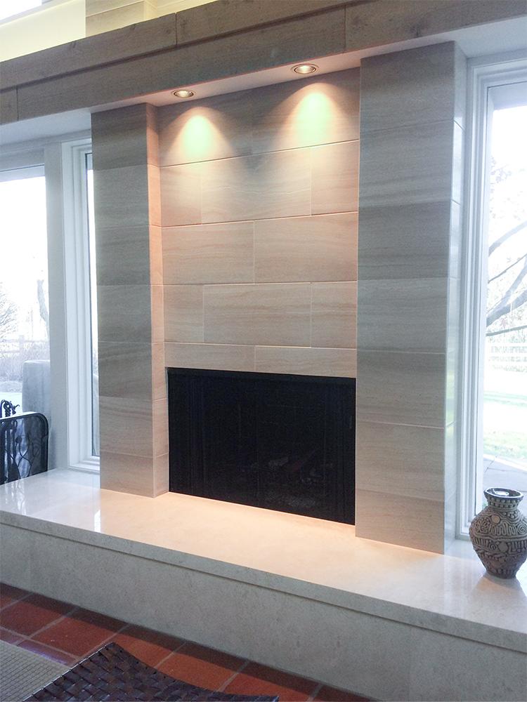 Serpeggiante Fireplace WEB003