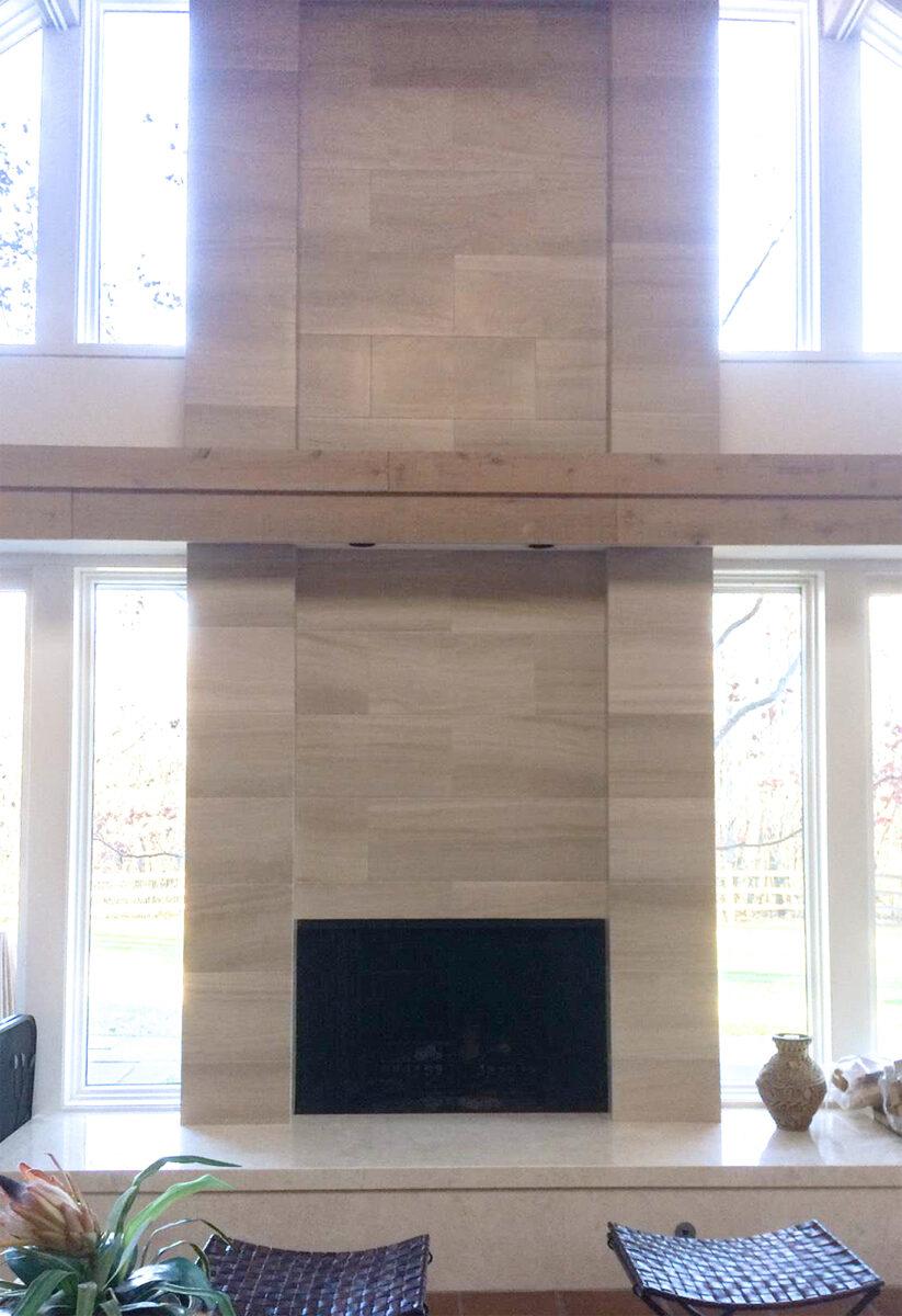 Serpeggiante Fireplace WEB004