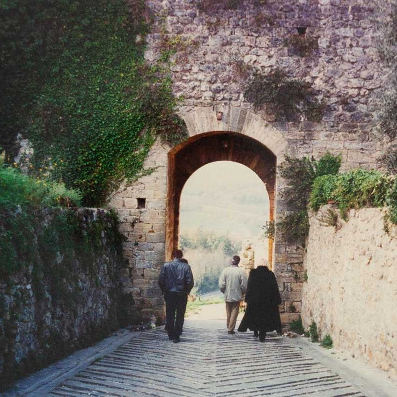 Our Story - Italian Stone Archway